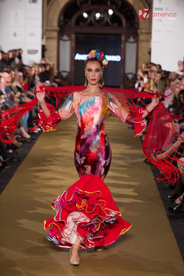 Ángeles Verano - We Love Flamenco 2017