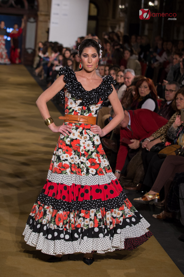 Consolacion Ayala We Love Flamenco 2017 -