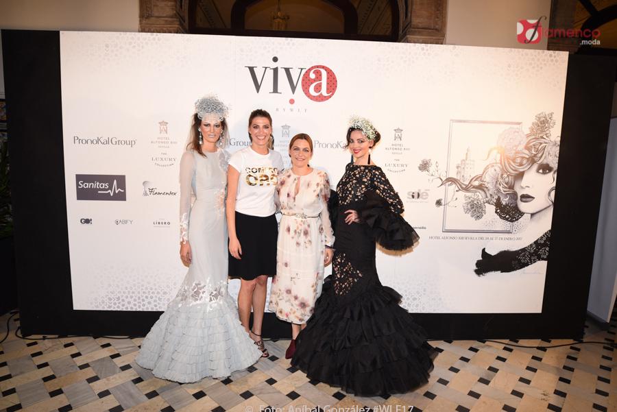 "Ángeles Fernández: ""Aurora y Catalina"" – Viva by WLF"