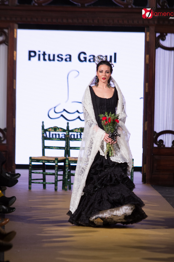 "PITUSA GASUL ""Alma gitana""  – We Love Flamenco 2017"