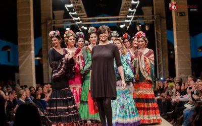 'Maestranzo'CarmenNavarro 'BENDITA LOCURA' – Pasarela Flamenca Jerez
