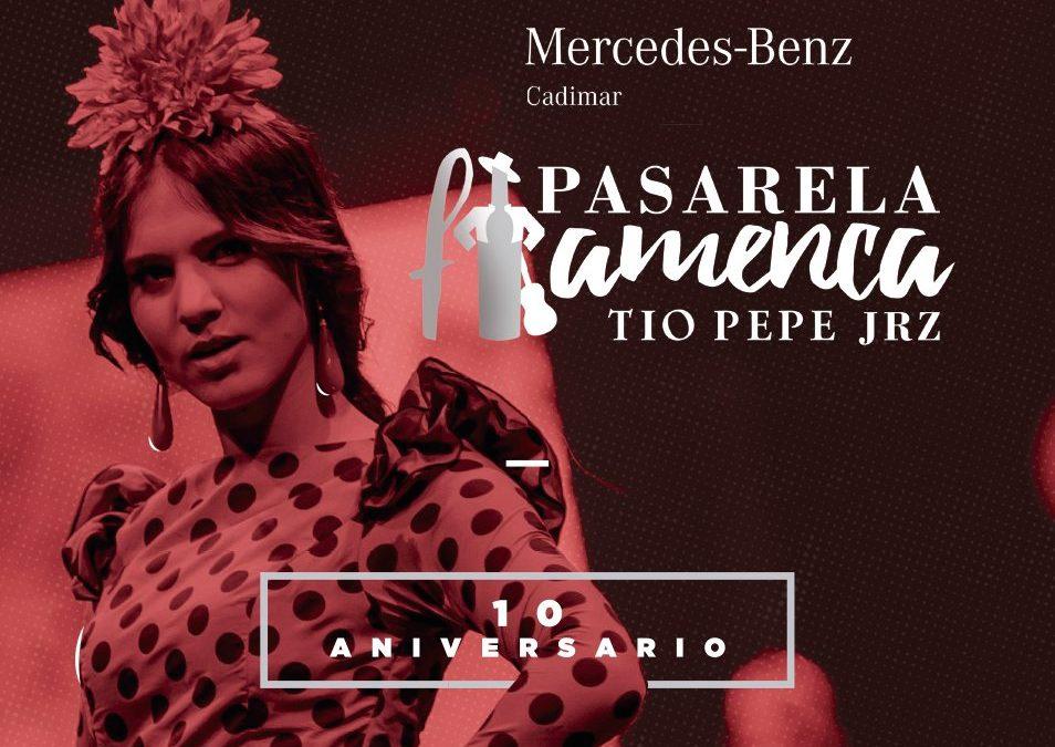 Pasarela Flamenca Jerez Tio Pepe 2017 – 10 aniversario. Todas las fotografías