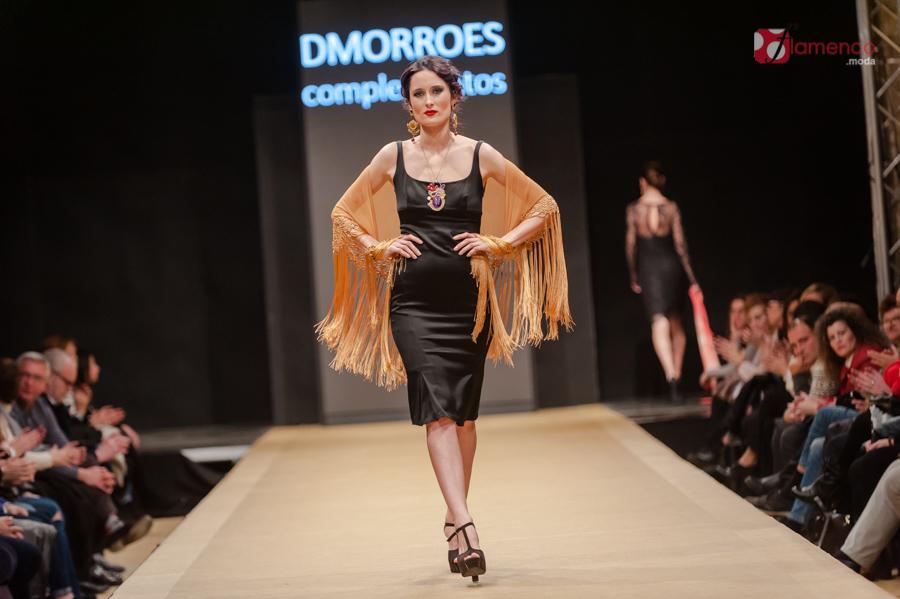 "Dmorroes Complementos – ""Locura"" – Pasarela Flamenca Jerez"