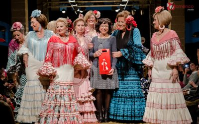 Desfile de Mayores  – Pasarela Flamenca Jerez