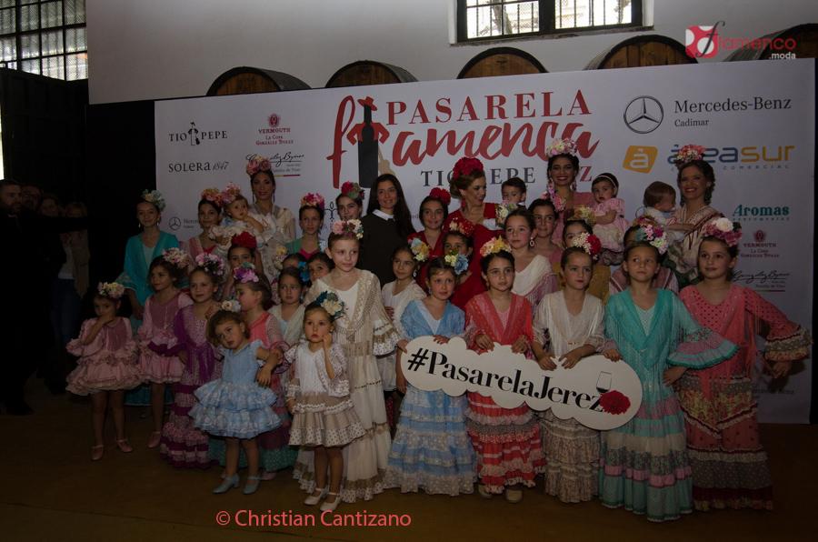 Desfile Infantil  MacarenaBeato 'Faly, de la Feria al Rocío'