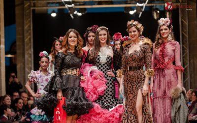 Flamencas by María Ramírez – Pasarela Flamenca Jerez 2017