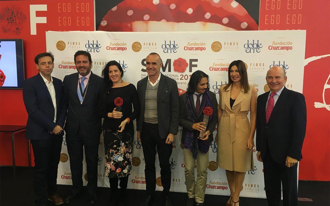 Premios Flamenco en la Piel, Simof 2017