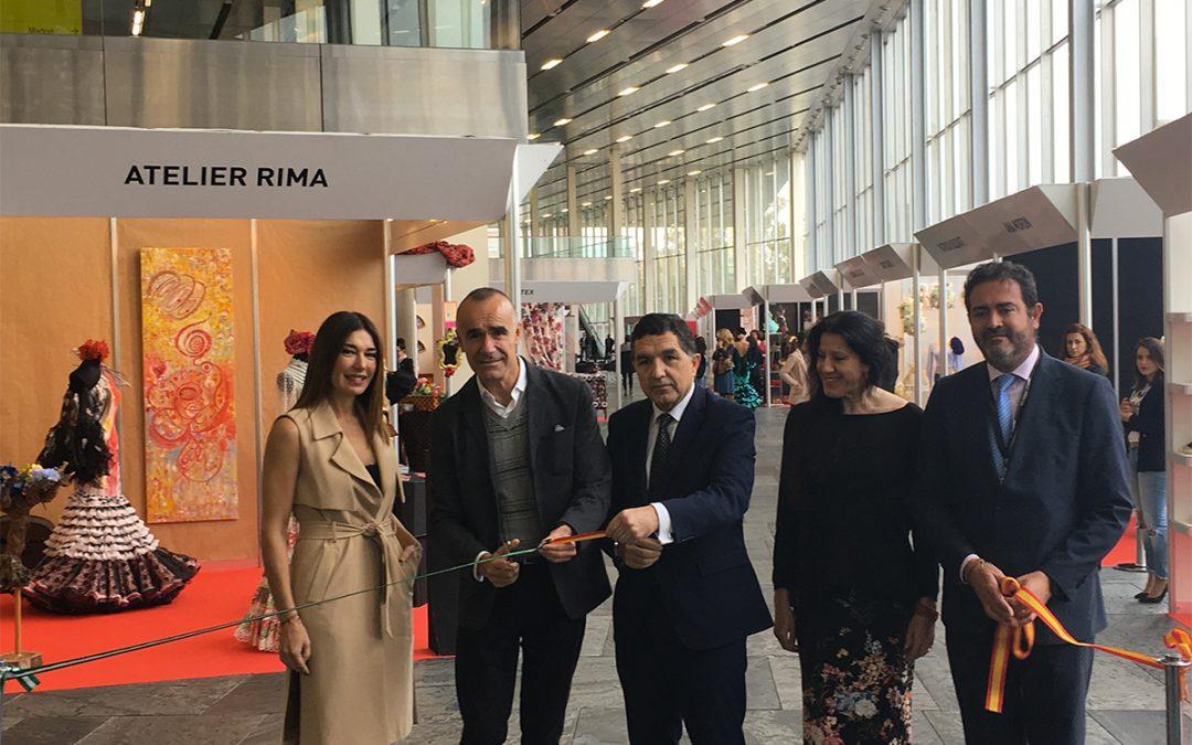 Inauguración del Salón Internacional de Moda Flamenca, Simof 2017