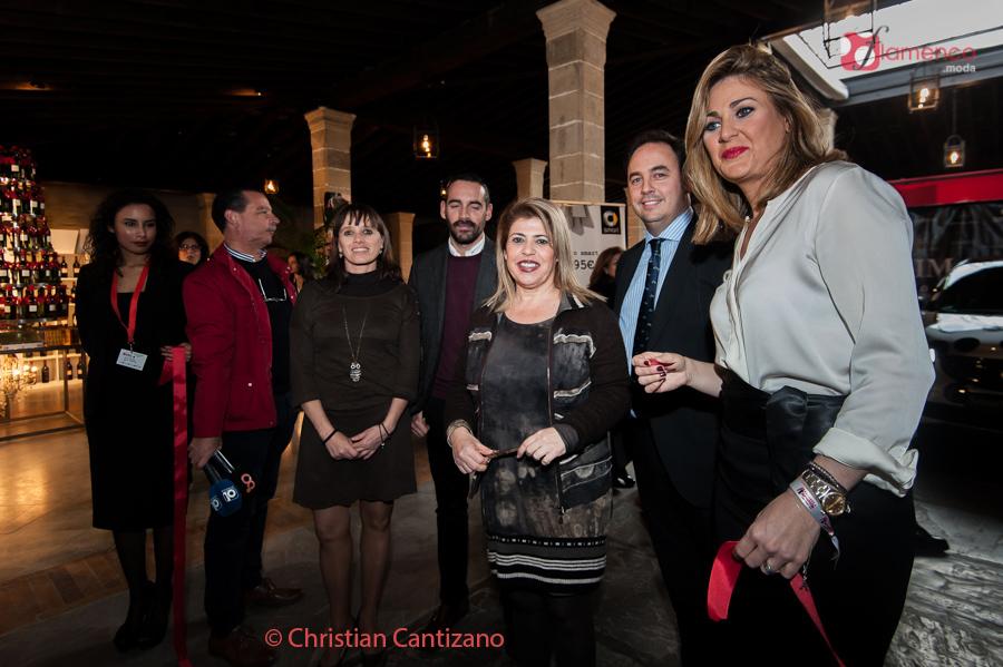 Inauguración Pasarela Flamenca Jerez Tio Pepe 2017