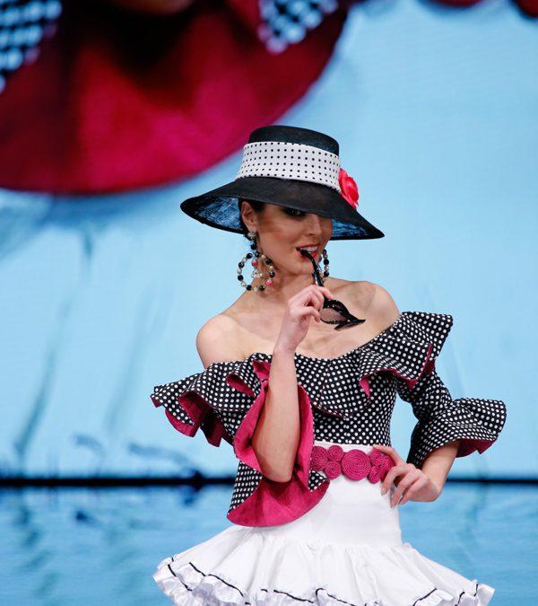 "Inma Castrejón ""Flamingo"" – Simof 2017"