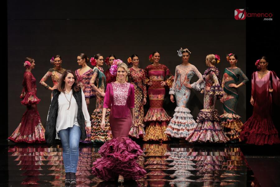"""Isabel de Vargas – """"Anhelo flamenco"""" – Simof 2017"""