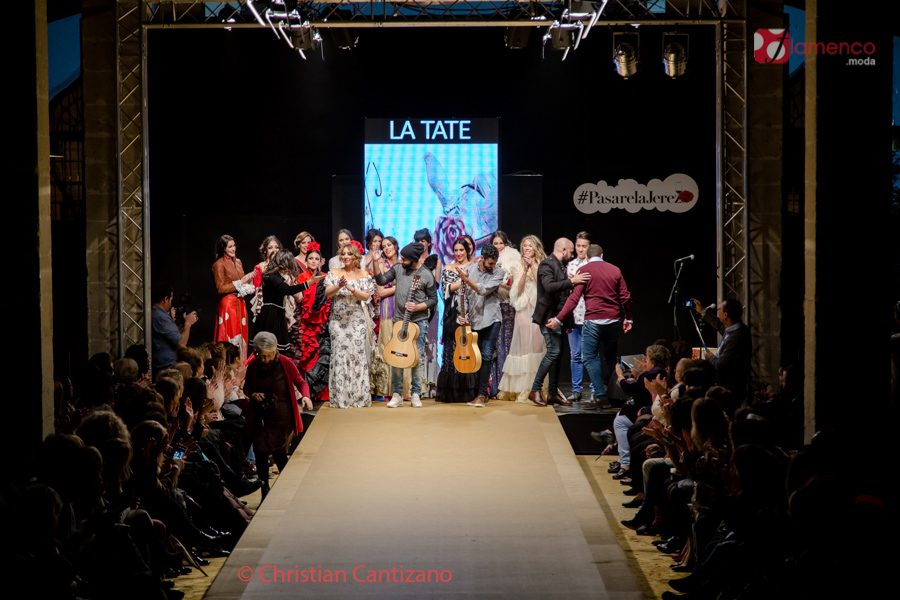 La Tate Flamenco 'NÓMADAS' – Pasarela Flamenca Jerez 2017