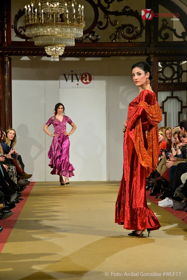 Lucia Franch - Viva by WLF
