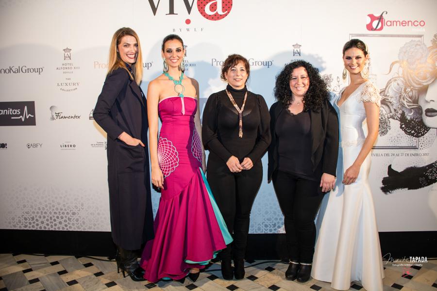"""Mónica y Laura Romero: """"Quimera"""" – Viva by WLF"""
