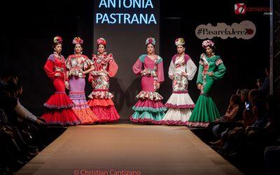 Diseñadores Noveles – AntoniaPastrana – Pasarela Flamenca Jerez
