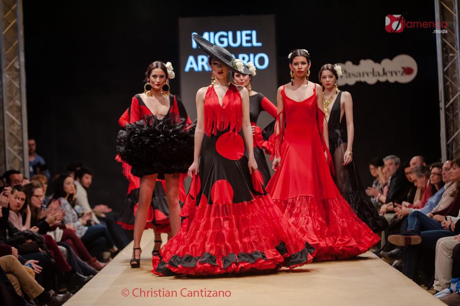 Diseñadores Noveles – Miguel Armario – Pasarela Flamenca Jerez