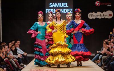 Diseñadores Noveles – SamuelFernández Gallego – Pasarela Flamenca Jerez