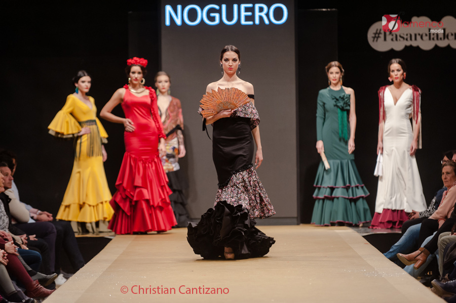 Diseñadores Noveles – Sara Noguero – Pasarela Flamenca Jerez