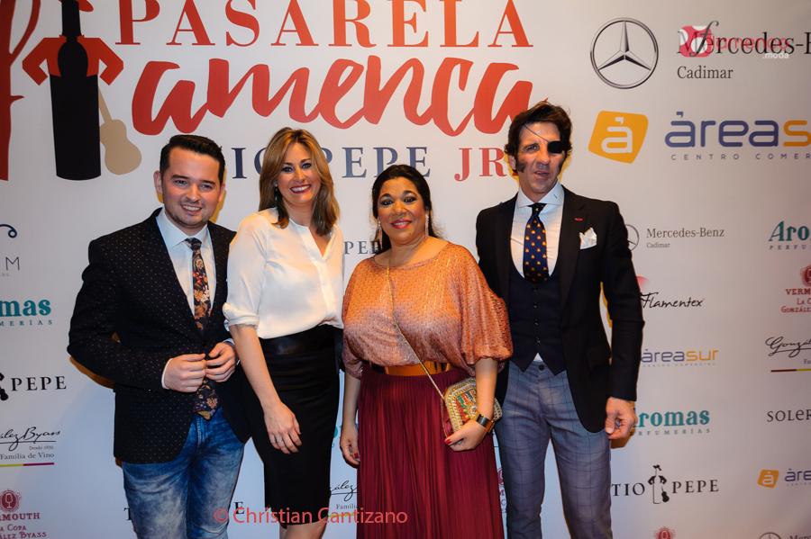 Premios Alma Flamenca en Pasarela Flamenca Jerez 2017