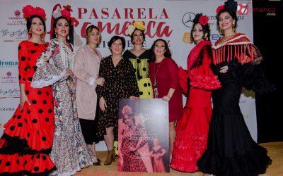 "Rocío Martín'Degitana' – ""Alegria de la vida"" – Pasarela Flamenca Jerez"