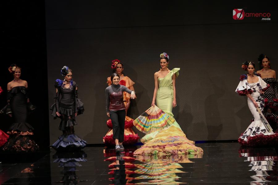 Rocío Soria de Vaya 'Rosa la de cala'  – Noveles Simof 2017