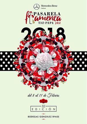 Pasarela Flamenca Jerez 2018