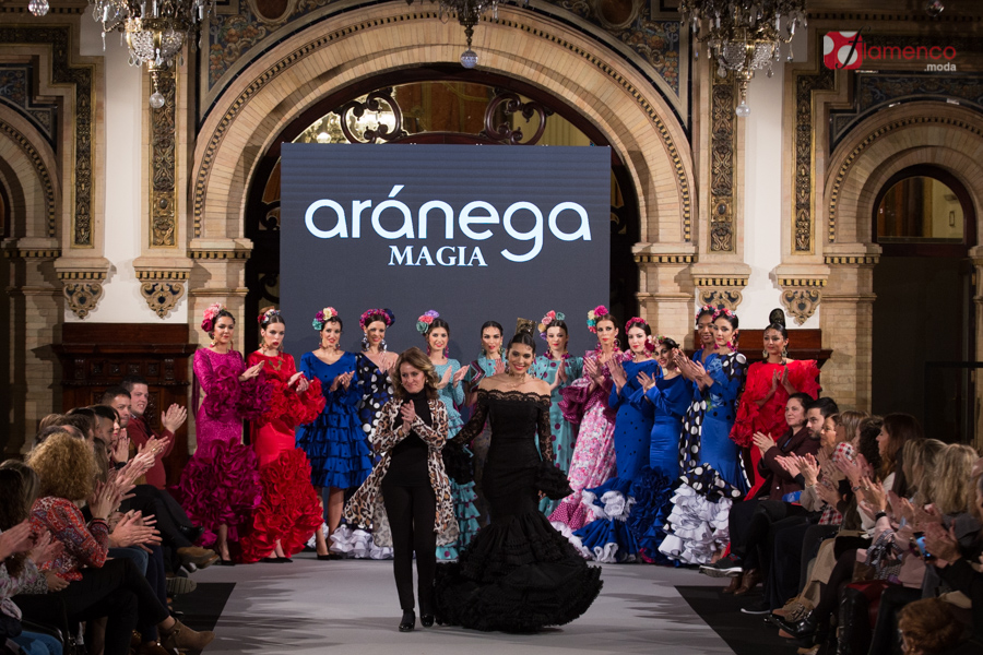 "Aránega: ""Magia"" – We Love Flamenco 2018"