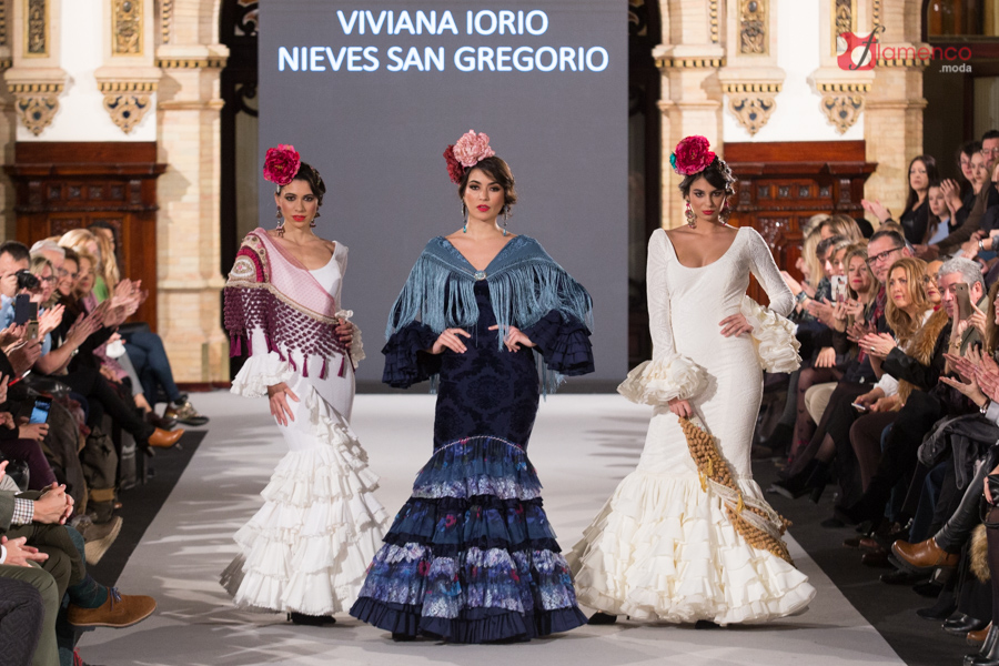 Viviana Iorio & Nieves San Gregorio - We Love Flamenco 2018