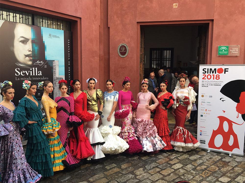 Presentación SIMOF 2018. Casa de Murillo