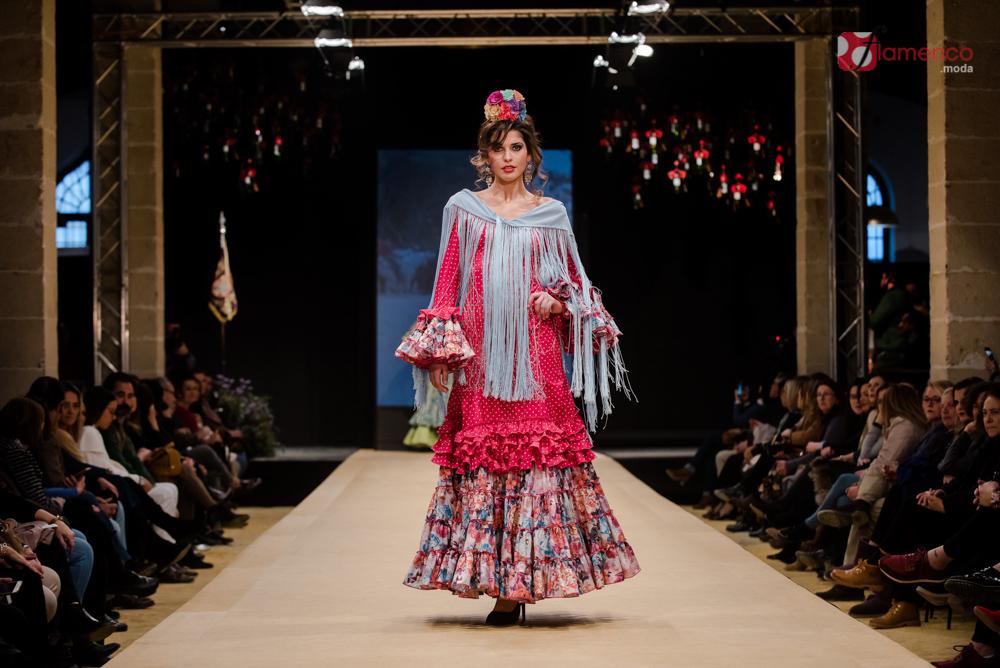 Camino del Rocio - Pasarela Flamenca Jerez 2018