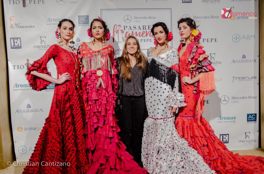 """Flamenco Pol Núñez """"Locuras flamencas 2018"""" – Pasarela Flamenca Jerez 2018"""