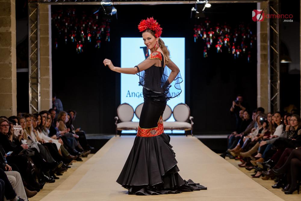 Angeles Verano - Pasarela Flamenca Jerez