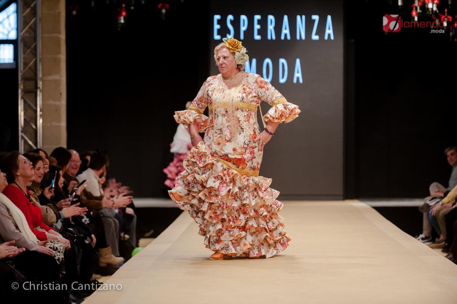 Desfile de Mayores - Pasarela Flamenca Jerez 2018