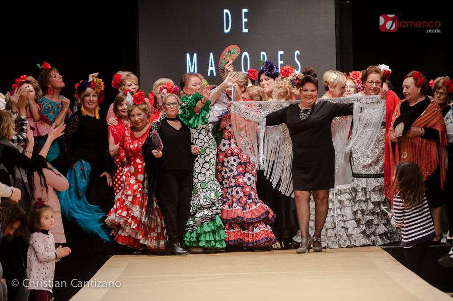 Desfile de Mayores – Pasarela Flamenca Jerez 2018