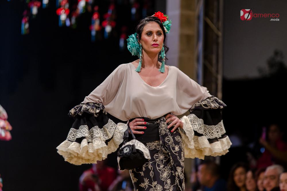 Violeta Monis - Pasarela Flamenca Jerez