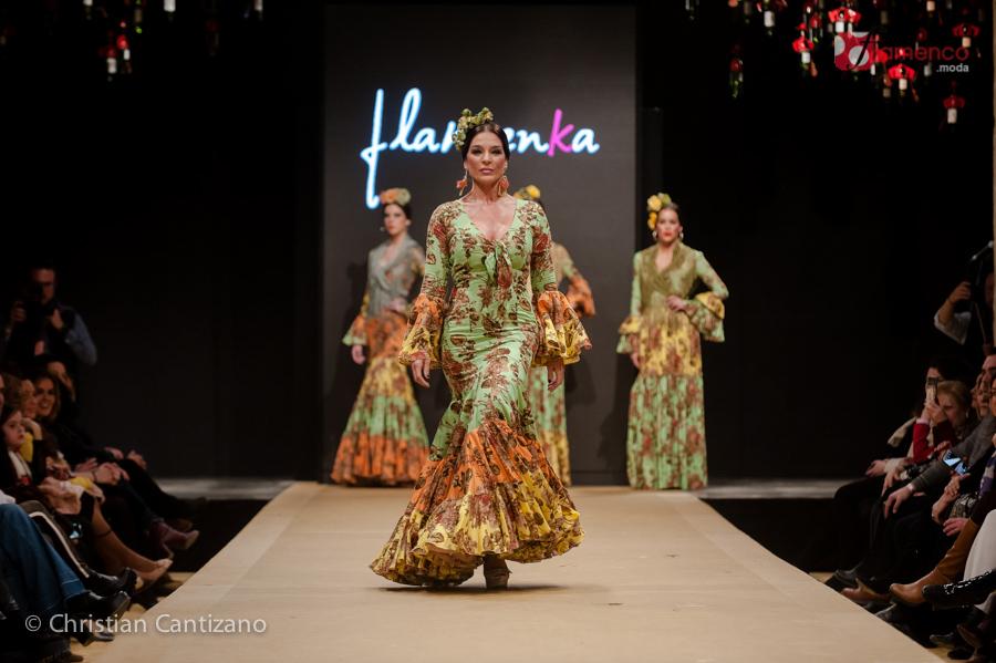 Flamenka - Magia - Pasarela Flamenca Jerez 2018