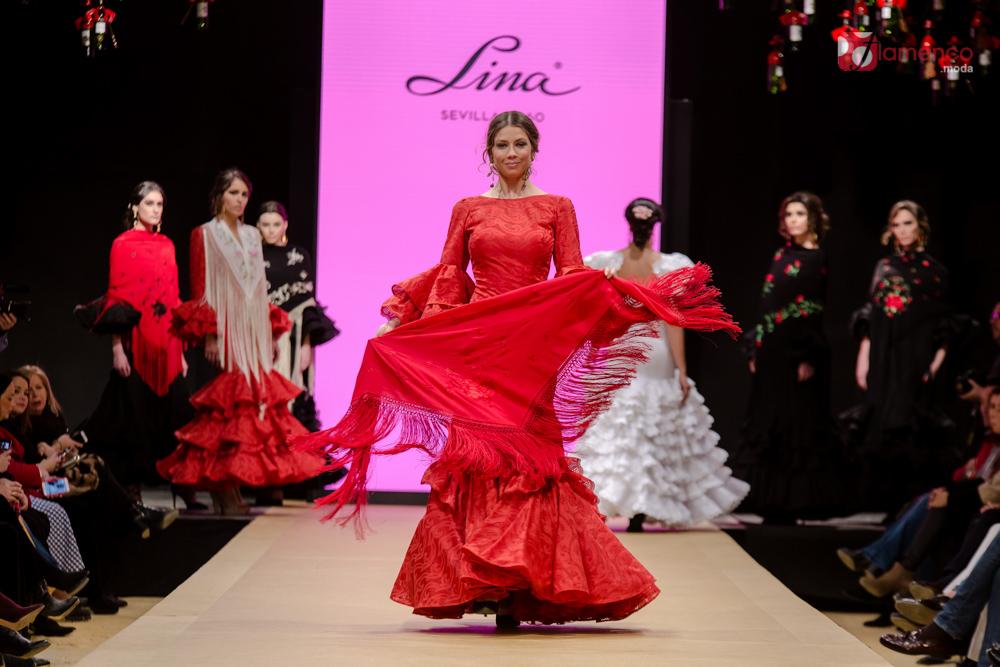 Lina 1960 - Pasarela Flamenca Jerez