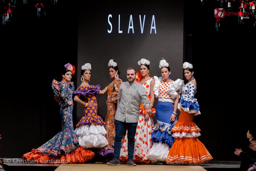 "Manuel Slava ""Sevilla Pop"" – Noveles Pasarela Flamenca Jerez 2018"