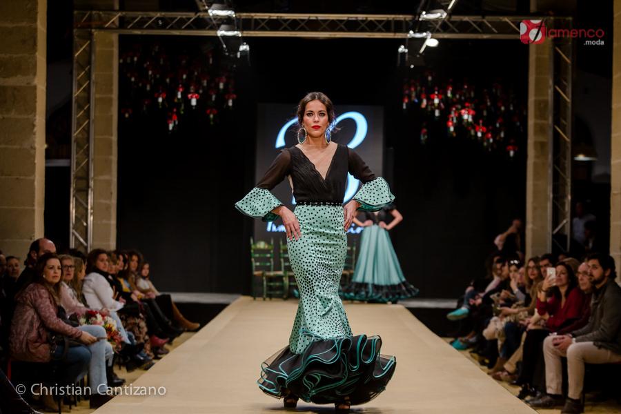 Inma de Benicio - Pasarela Flamenca Jerez 2018