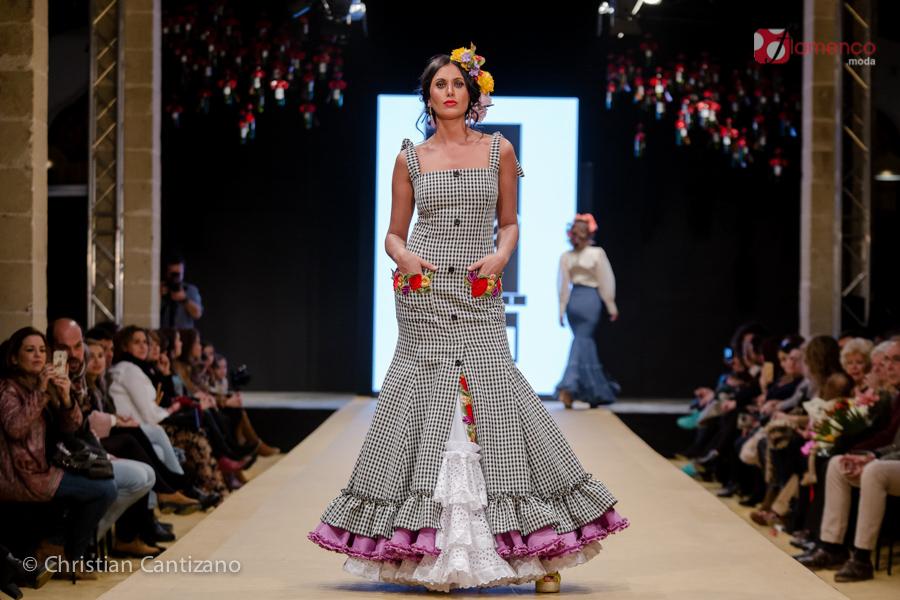 Chari Garcia - Pasarela Flamenca Jerez 2018