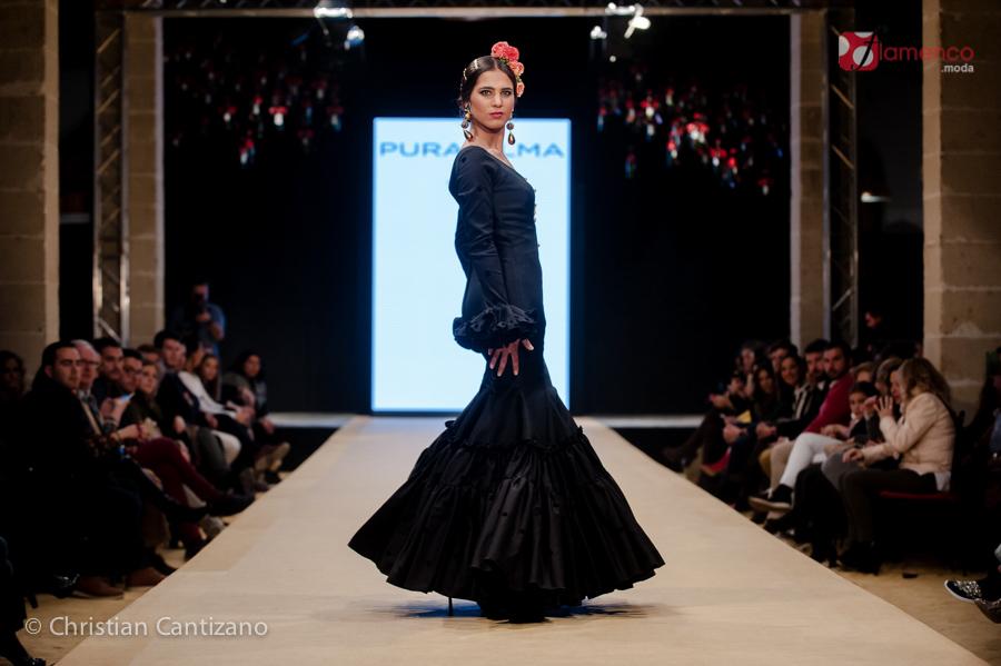 Rocío Segovia - Pasarela Flamenca Jerez 2018