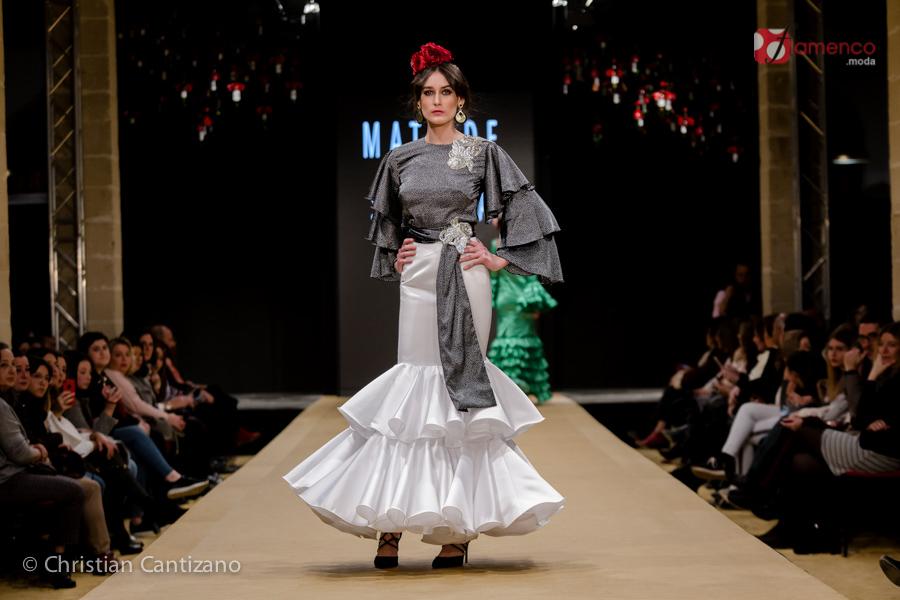 Matilde Solana - Pasarela Flamenca Jerez 2018