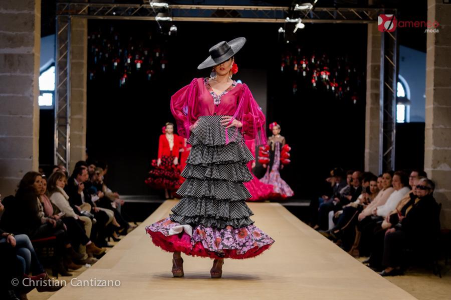 Rocío Montserrat - Noveles Pasarela Flamenca Jerez 2018