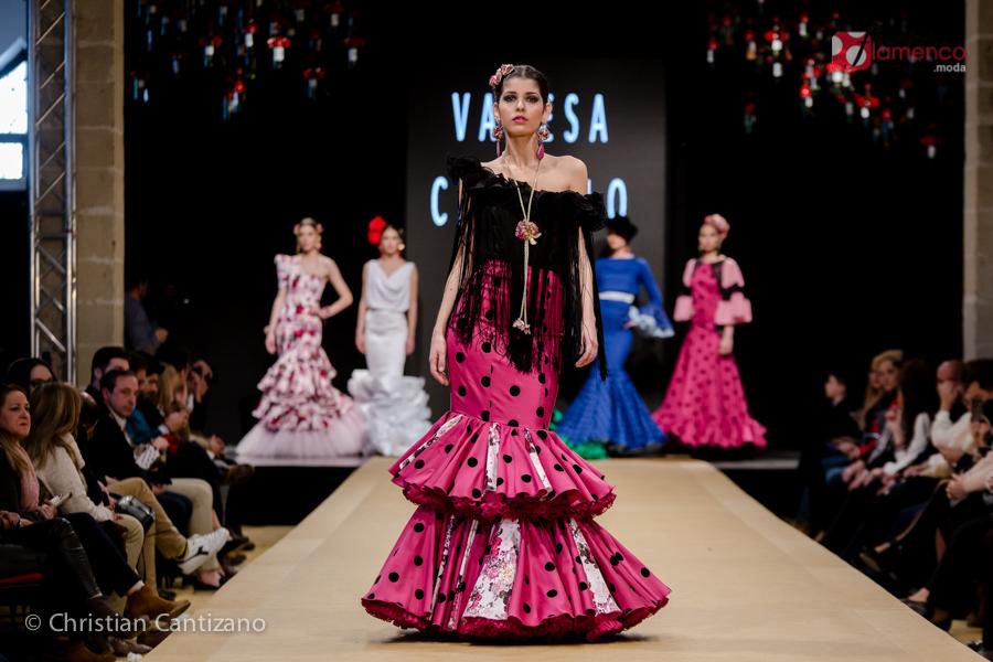 Vanessa Castillo Noveles - Pasarela Flamenca Jerez 2018