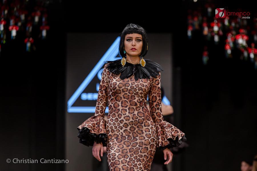 Sergy Garrido - Pasarela Flamenca Jerez 2018
