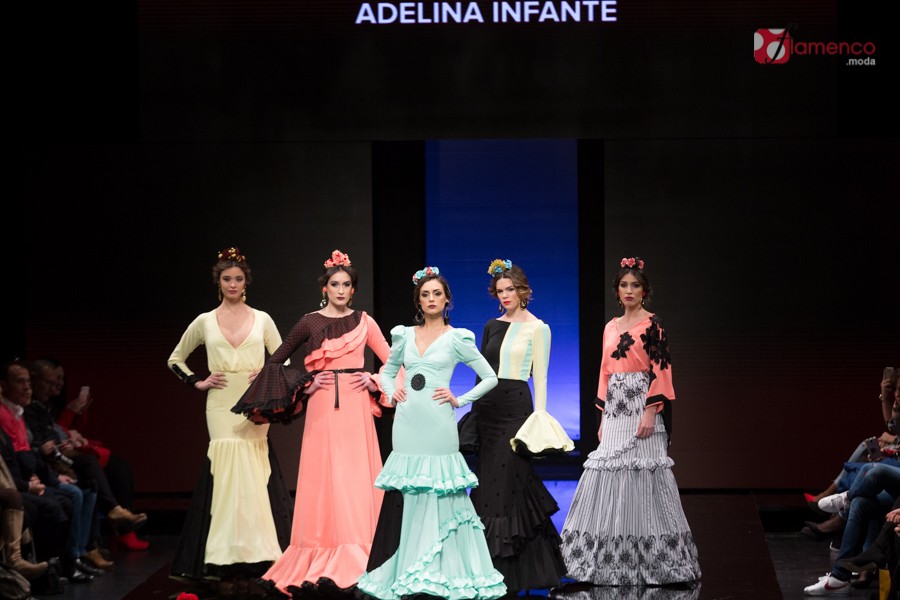 Adelina Infante Simof 2018