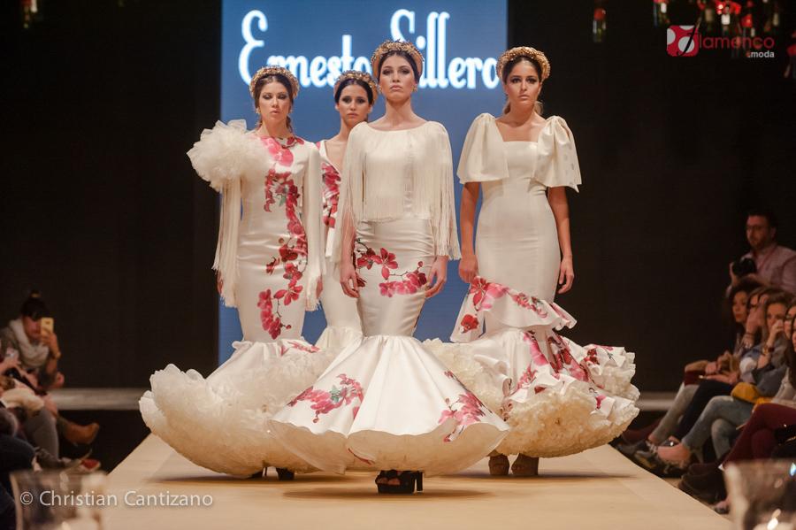 Ernesto Sillero - Pasarela Flamenca Jerez 2018