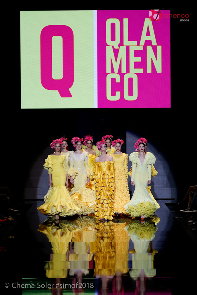 "QLAMENCO ""Icónico flamenco"" – Simof 2018"