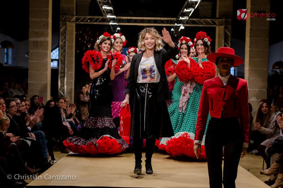 """María Ávila """"Frichenta"""" – Pasarela Flamenca Jerez 2018"""