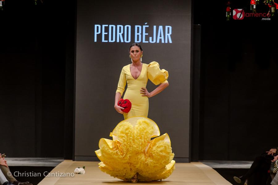 Pedro Béjar - Pasarela Flamenca Jerez 2018